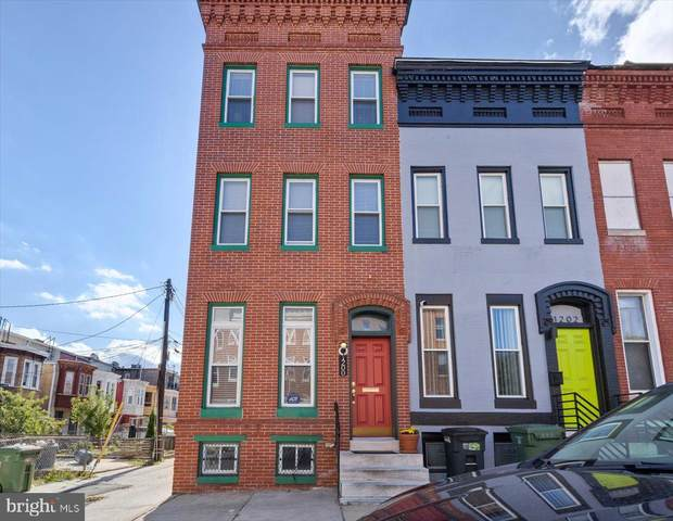 1200 Myrtle Avenue, BALTIMORE, MD 21217 (#MDBA2010780) :: The Lutkins Group