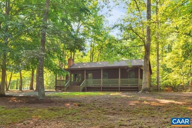 28 Hardwood Rd, PALMYRA, VA 22963 (#621670) :: Shamrock Realty Group, Inc