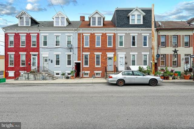 123 S Albemarle Street, YORK, PA 17403 (#PAYK2005472) :: The Joy Daniels Real Estate Group