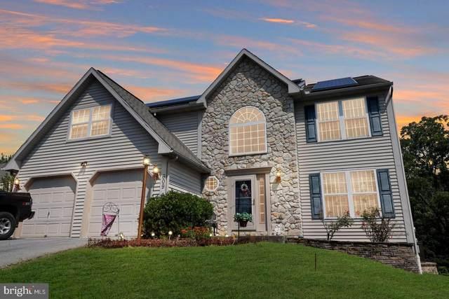 609 Stoney Run Road, POTTSVILLE, PA 17901 (#PASK2001260) :: Realty Executives Premier