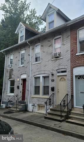 210 N Poplar Street, ALLENTOWN, PA 18102 (#PALH2000842) :: Ramus Realty Group