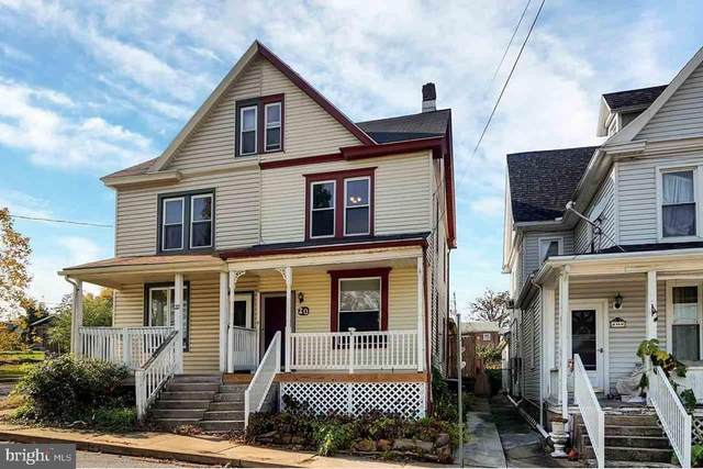 20 2ND Street, YORK HAVEN, PA 17370 (#PAYK2005486) :: The Joy Daniels Real Estate Group