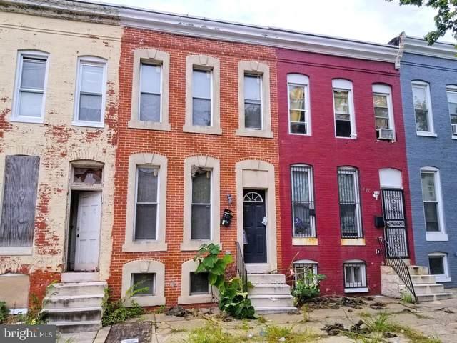 1520 Holbrook Street, BALTIMORE, MD 21202 (#MDBA2010806) :: The Vashist Group