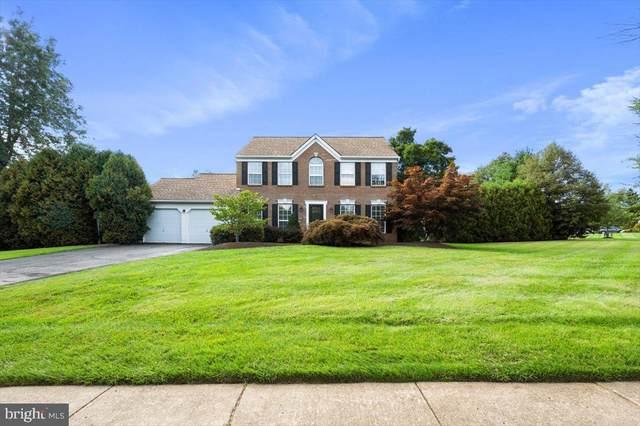 1405 W Fernbrook Drive, WARRINGTON, PA 18976 (#PABU2007122) :: Shamrock Realty Group, Inc