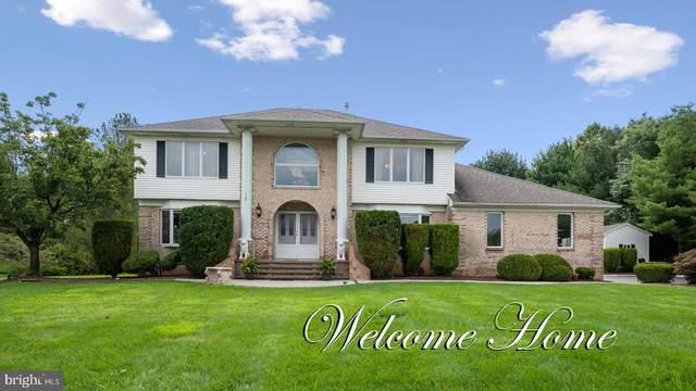 15 Regent Drive, MONROE TOWNSHIP, NJ 08831 (#NJMX2000658) :: Rowack Real Estate Team