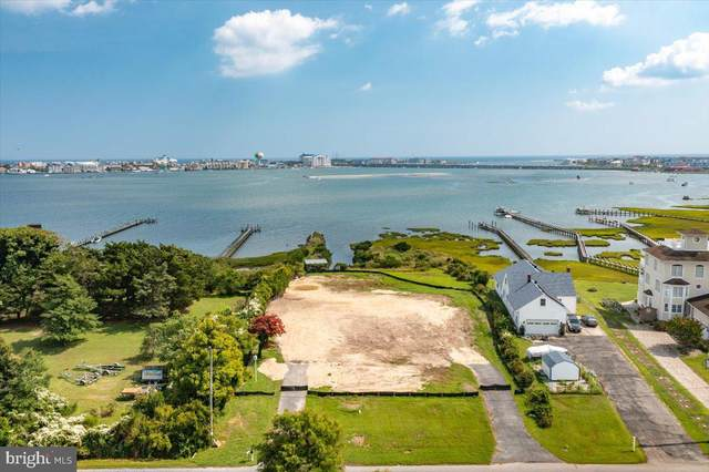 Riggin Ridge Road Lot 28B, OCEAN CITY, MD 21842 (#MDWO2002050) :: Atlantic Shores Sotheby's International Realty