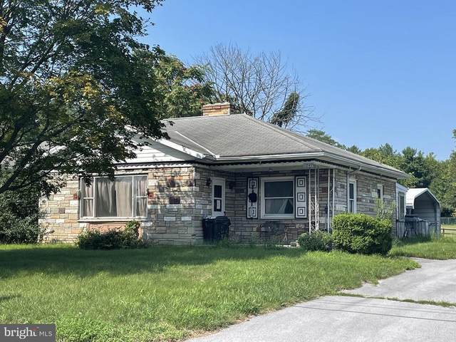 1647 Buchanan, GREENCASTLE, PA 17225 (#PAFL2001862) :: The Joy Daniels Real Estate Group