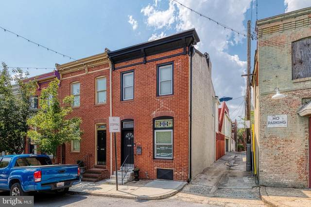106 S Castle Street, BALTIMORE, MD 21231 (#MDBA2010826) :: SURE Sales Group