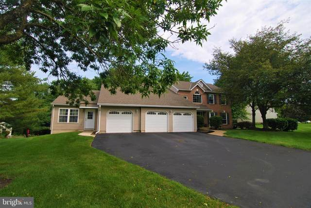 1406 Long Pond Drive, WARRINGTON, PA 18976 (#PABU2007142) :: Shamrock Realty Group, Inc