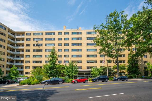 4600 Connecticut Avenue NW #508, WASHINGTON, DC 20008 (#DCDC2011290) :: New Home Team of Maryland
