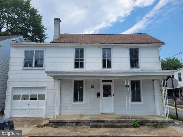 329 Chestnut Street, MOUNT HOLLY SPRINGS, PA 17065 (#PACB2002850) :: The Craig Hartranft Team, Berkshire Hathaway Homesale Realty