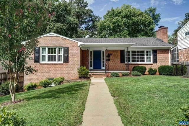 1421 Forest Ridge Rd, CHARLOTTESVILLE, VA 22903 (#621683) :: Advance Realty Bel Air, Inc
