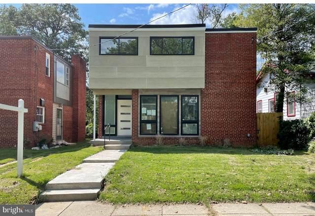 3710 26TH Street NE, WASHINGTON, DC 20018 (#DCDC2011306) :: Realty Executives Premier