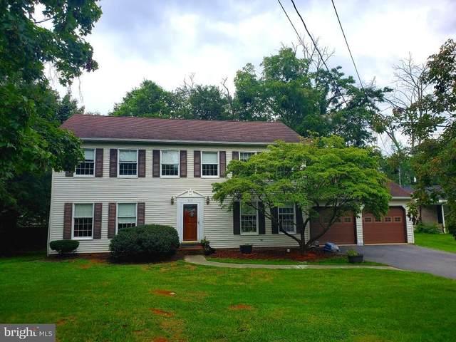 919 Hillcrest Drive, MARTINSBURG, WV 25401 (#WVBE2002398) :: VSells & Associates of Compass
