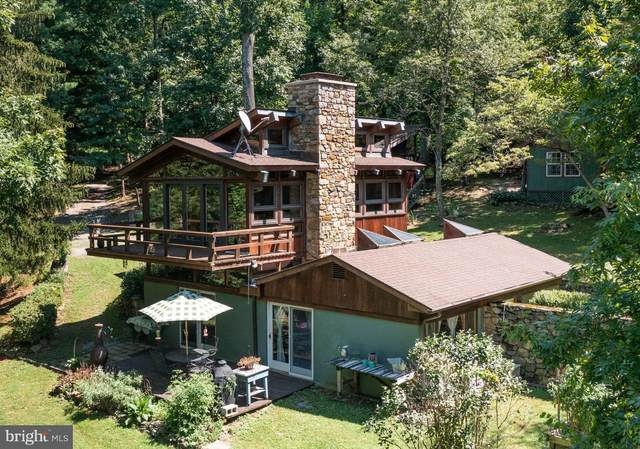 19079 Blueridge Mountain Road, BLUEMONT, VA 20135 (#VACL2000240) :: Peter Knapp Realty Group