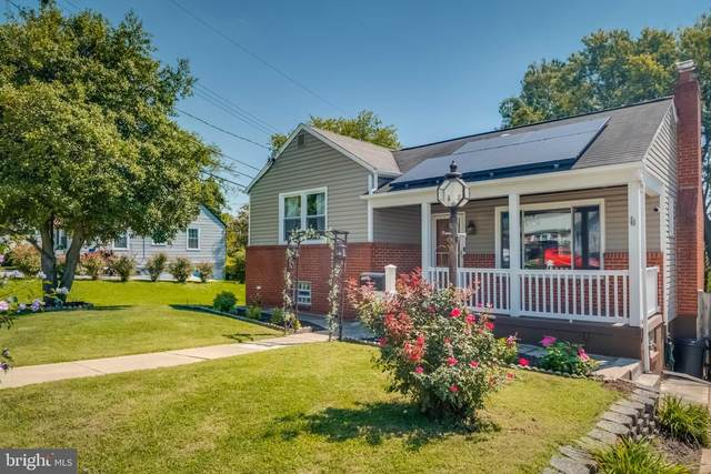 4703 Meise Drive, BALTIMORE, MD 21206 (#MDBC2009908) :: ExecuHome Realty