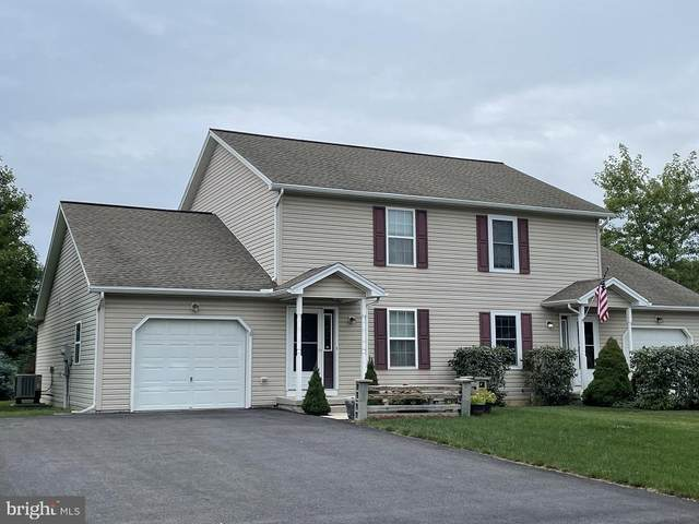3665 Mountain Shadow Drive, FAYETTEVILLE, PA 17222 (#PAFL2001870) :: The Craig Hartranft Team, Berkshire Hathaway Homesale Realty
