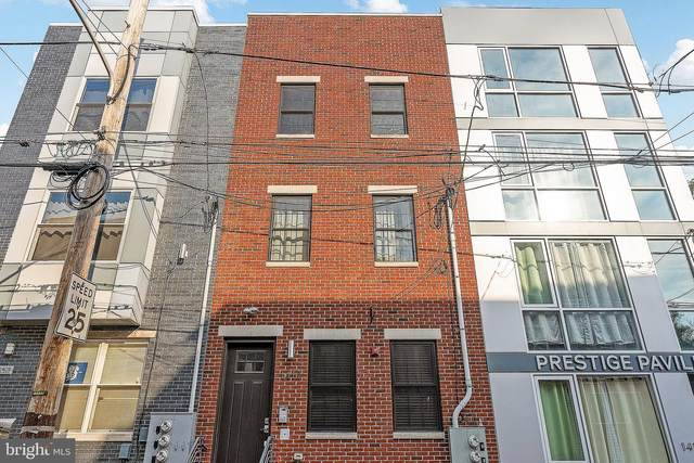 1419 N 7TH Street #1, PHILADELPHIA, PA 19122 (#PAPH2026570) :: ExecuHome Realty