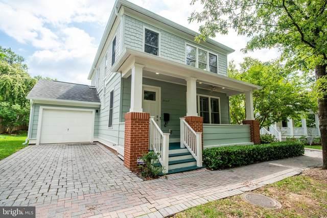 2007 N Pollard Street, ARLINGTON, VA 22207 (#VAAR2004562) :: The Maryland Group of Long & Foster Real Estate