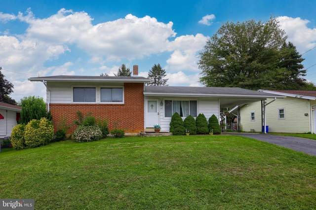 107 April Drive, CAMP HILL, PA 17011 (#PACB2002878) :: The Heather Neidlinger Team With Berkshire Hathaway HomeServices Homesale Realty