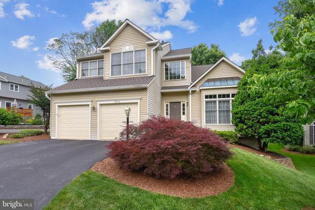 3912 Leaf Lawn Lane, WOODBRIDGE, VA 22192 (#VAPW2007694) :: New Home Team of Maryland
