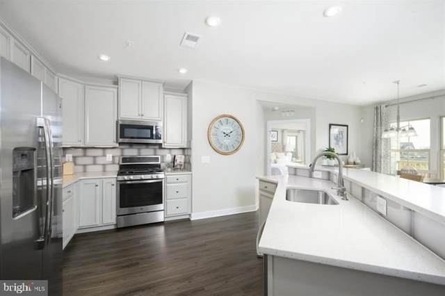 9249 Angelica Lane #104, FREDERICK, MD 21704 (#MDFR2005308) :: The Licata Group / EXP Realty
