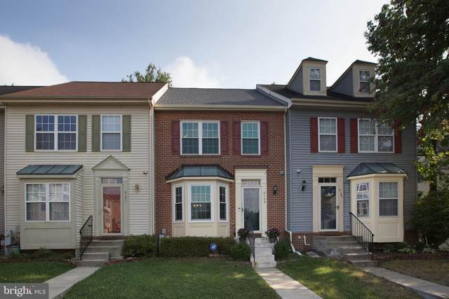 6133 Honeycomb Gate, COLUMBIA, MD 21045 (#MDHW2004468) :: The Vashist Group