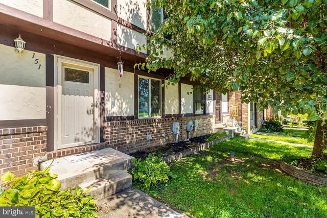 151 Bourbon Court, BALTIMORE, MD 21234 (#MDBC2009946) :: The Maryland Group of Long & Foster Real Estate