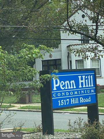 1517 Hill Road 5E, READING, PA 19602 (#PABK2004062) :: Realty Executives Premier