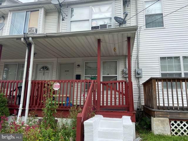 604 William Street, TRENTON, NJ 08610 (#NJME2004492) :: Rowack Real Estate Team