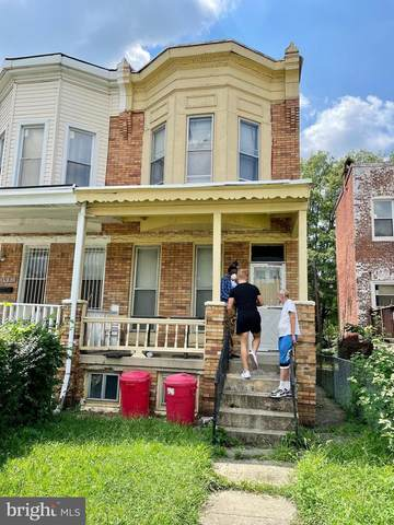 3938 Park Heights Avenue, BALTIMORE, MD 21215 (#MDBA2010986) :: SURE Sales Group