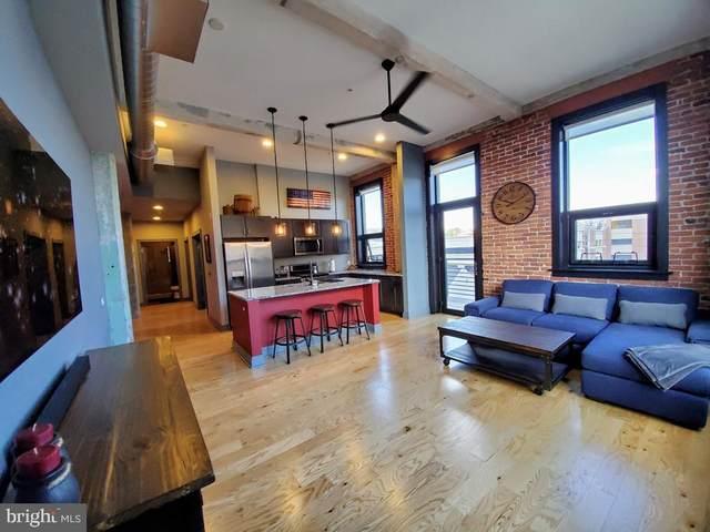 41 W Lemon Street #406, LANCASTER, PA 17603 (#PALA2004790) :: The Joy Daniels Real Estate Group