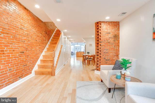 911 8TH Street NE, WASHINGTON, DC 20002 (#DCDC2011474) :: The Maryland Group of Long & Foster Real Estate