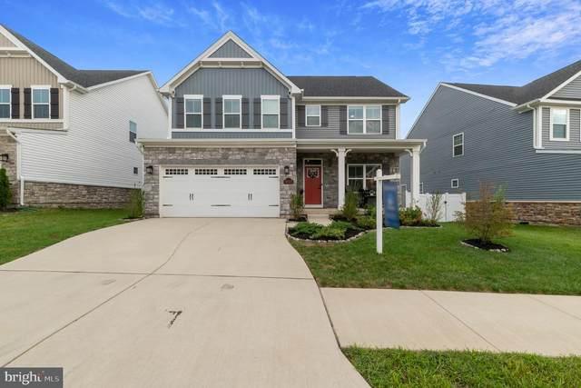 11122 Wheeler Ridge Drive, MANASSAS, VA 20109 (#VAPW2007738) :: SURE Sales Group