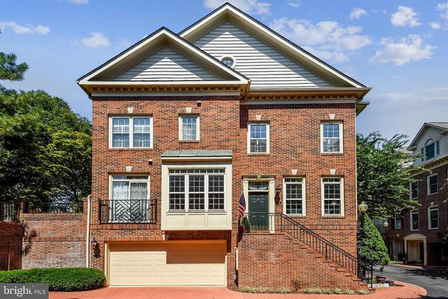 121 Madison Place, ALEXANDRIA, VA 22314 (#VAAX2003322) :: Bic DeCaro & Associates
