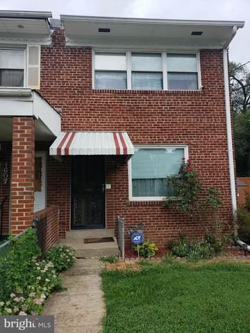 1605 Fort Dupont Street SE, WASHINGTON, DC 20020 (#DCDC2011498) :: Ultimate Selling Team