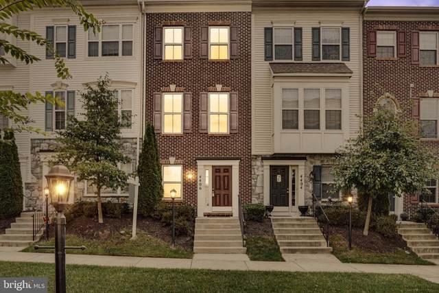 4406 Potomac Highlands Circle, TRIANGLE, VA 22172 (#VAPW2007750) :: RE/MAX Cornerstone Realty