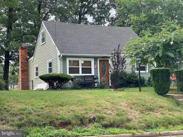 117 Colburn Drive, MANASSAS PARK, VA 20111 (#VAMP2000238) :: Colgan Real Estate
