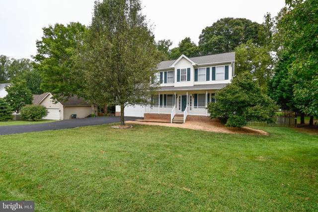 47 Ridge Pointe Lane, FREDERICKSBURG, VA 22405 (#VAST2003148) :: Debbie Dogrul Associates - Long and Foster Real Estate