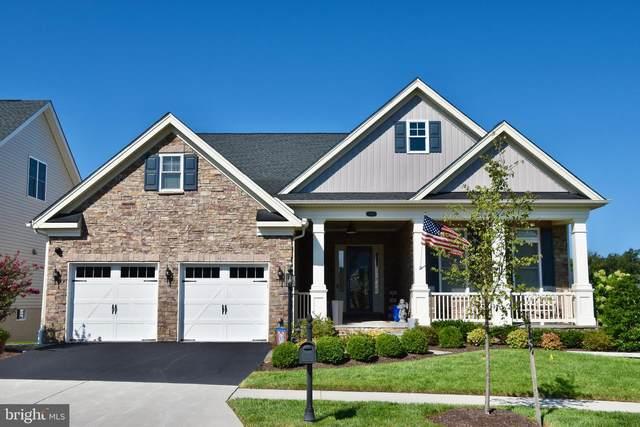 5966 Bowes Creek Place, GAINESVILLE, VA 20155 (#VAPW2007756) :: The Sky Group