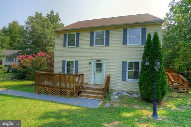 691 Welsh Drive, RUTHER GLEN, VA 22546 (#VACV2000436) :: Debbie Dogrul Associates - Long and Foster Real Estate
