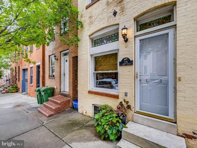 226 S Wolfe Street, BALTIMORE, MD 21231 (#MDBA2011050) :: Key Home Team