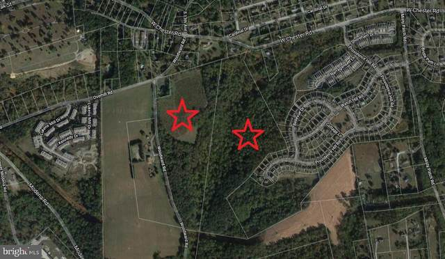 0 Woodward Road, COATESVILLE, PA 19320 (MLS #PACT2006798) :: PORTERPLUS REALTY