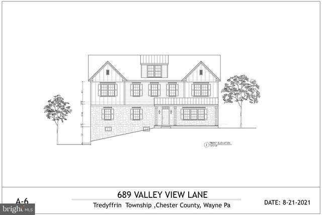 689 Valley View Lane, WAYNE, PA 19087 (#PACT2006802) :: ExecuHome Realty