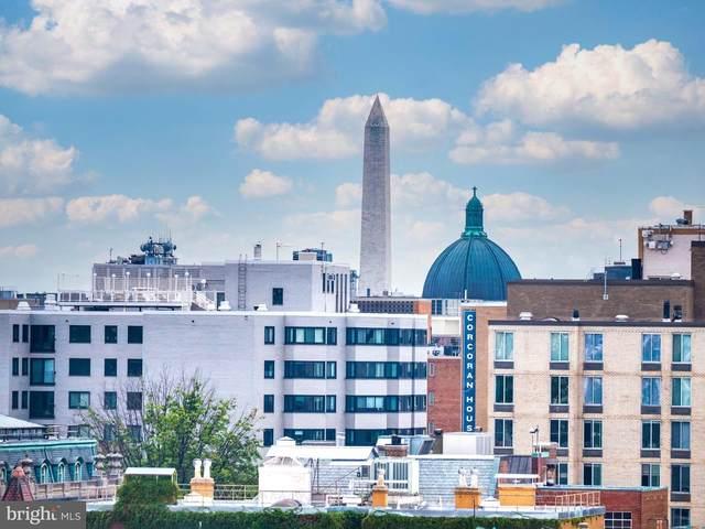 1825 T Street NW #705, WASHINGTON, DC 20009 (#DCDC2011538) :: The Redux Group