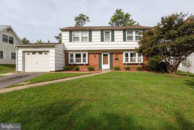 2914 Tapered Lane, BOWIE, MD 20715 (#MDPG2010664) :: Shamrock Realty Group, Inc