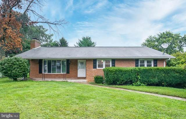 438 Barnes Avenue, WESTMINSTER, MD 21157 (#MDCR2002232) :: Dart Homes