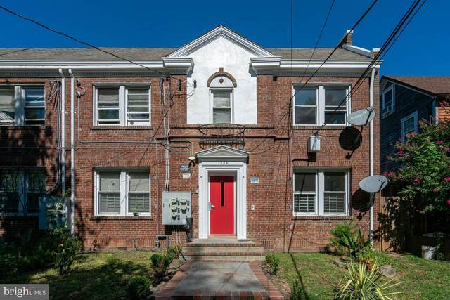 1526 V Street SE, WASHINGTON, DC 20020 (#DCDC2011614) :: Betsher and Associates Realtors