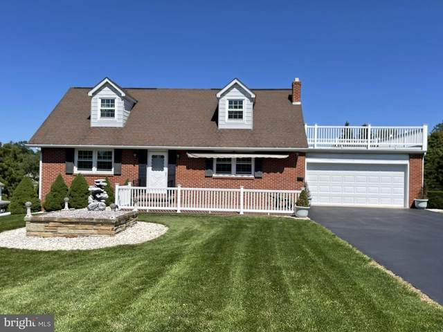 64 Wright Street, FROSTBURG, MD 21532 (#MDAL2000832) :: The Maryland Group of Long & Foster Real Estate
