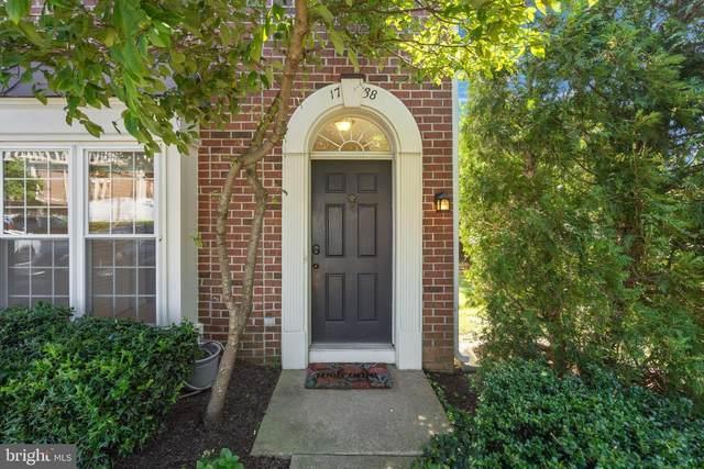 1738 Osage Street, ALEXANDRIA, VA 22302 (#VAAX2003364) :: Shamrock Realty Group, Inc